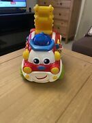 Baby Clementoni Fire Truck Suitable For 9 Months Plus