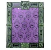 Disney Picture Frame Haunted Mansion Authentic For 8x10