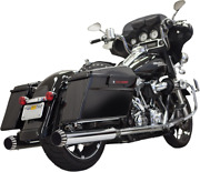 Bassani 4 Quiet Dnt Slip-on Mufflers 1f7qnt5