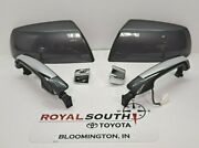 Toyota Tundra 1g3 Mirror Covers And Smart Entry 2 Door Handle Kit Genuine Oe Oem