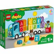 Lego 10915 Duplo My First Alphabet Truck Educational Toy New Sealed Box