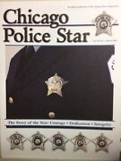 Obsolete Chicago Police Star Magazine Vol. 34, 1 - 2003, The Story Of The Star