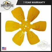 Forklift Cooling Fan Blade For Hyster 1582389 Hy1582389 Made Of Metal