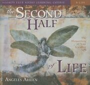 The Second Half Of Life By Arrien, Angeles Book The Fast Free Shipping