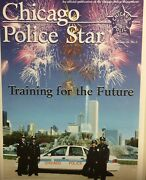 Obsolete Chicago Police Star Magazine Vol. 30, 3, Training For The Future