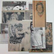 Lot Of 9 George Brett Kansas City Royals 1980and039s-90and039s News Wire Photos 157376
