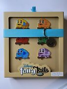 Brand New Disney Multi-colored Fairytails Pascal Boxed 6-pin Set Le 1250