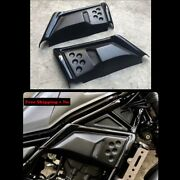 Side Covers Cowls Honda Rebel 300 Accessories Motorcycle Parts Black Body Cool