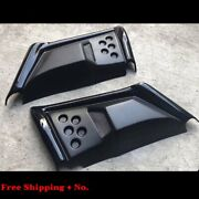 Side Covers Cowls Honda Rebel 500 Accessories Motorcycle Parts Black Body Cool