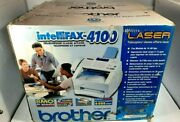 Brother Intellifax 4100 Business-class Laser Fax Machine, Fax4100 ■■new■■