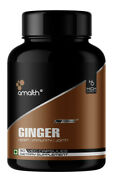 Ginger Extract Root Zingiber Officinale Digestive Support Caps No Filler