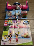 Lego 41007 Friends Heartlake Pet Salon 100 Complete With Instruction Manual