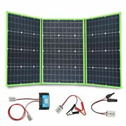 Portable Flexible Solar Panel Kits Monocrystalline Silicon Chargers Controllers