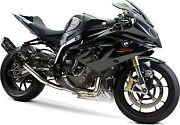 Two Brothers Racing M-2 Black Series V.a.l.e. Full System 005-2810106v-b