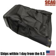 Genuine Oem Scag Grass Catcher Bag Assembly 462968 For Turf Tigers Wild Cat