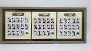 Liberia Us Stamps The Presidents Of The United States Of America 3 Sheets Of 15