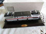Lionel Classic Train Collectiongg 1 Electric Enginew/base Brass Plaque 1994