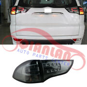Refit Sooting Tail Lights Led Assy For Mitsubishi Montero/pajero Sport 2011-2018