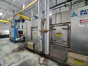 Acme Fab Industrial Pass Through Parts Washer And Continental Dryer
