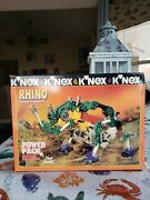 Kand039nex Rhino Builds 3 Models Power Pack Motor They Move 1996 12107 New