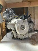 2018 Can Am Outlander 570 Engine Motor For Parts Or Repair Read Description