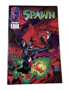 Spawn 1 Comics 1st Issue Spawn 1992 Image Comics Spawn Poster Included New
