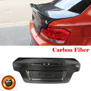 Carbon Fiber Rear Trunk Body Kit Fit For Bmw E82 Coupe 128i 135i 1m 2008-2013