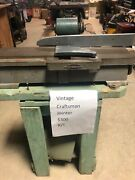 Vintage Sears Craftsman Jointer Made By King Seeley 103.23340