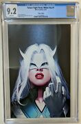 Future Fight Firsts White Fox 1 Inhyuk Lee Virgin 1100 Variant Cgc 9.2 Ghost