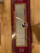 Mth Corrugated Auto Carrier Boston And Maine O Scale Premier B And M 20-95341