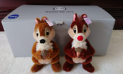 Steiff Disney Chip And Dale Plush White Tag Only Two Sets Squirrel From Japan
