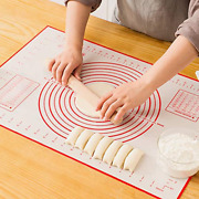 Greenrain Extra Large Silicone Pastry Mat Non Stick Baking Mat With Measurement