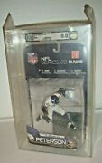 Mcfarlane Nfl Series 22 Adrian Peterson Chase Afa 90 Archival Gold 94/500 L@@k