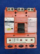 Cutler-hammer E2lm Mining Circuit Breaker Used Free Shipping