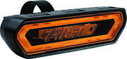 Rigid Chase Tail Light Amber 90122