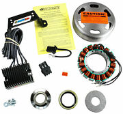 Compufire Charging System 40 Amp Vented Rotor `81-99 Bt 55560