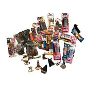 Lots Of Star Wars Pez And Goodies
