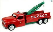 Awesome 1950s Vintage Restored Stretch Andlsquotour With Texacoandrsquo Tow Service Truck