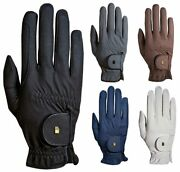 Roeckl Reithandschuhe Model Roeck-grip | Roeckl Riding Gloves Model Roeck-grip