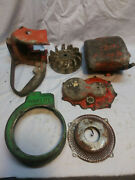 Homelite Model 17 Chainsaw Parts Everything Pictured Is Included 1a