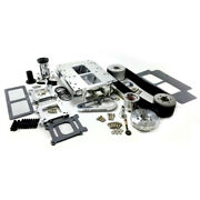 The Blower Shop 2632 Gm Ls1 Cathedral Port Blower Drive Kit Efi