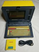 Ge Fanuc System P-model G Mate A08b-0036-b001 Industrial Computer W/ Rom Adapter