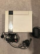 Nintendo Nes 001 Console 1985 Grey / Beige Some Extras Included