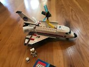 Lego City - 3367 - Nasa Space Shuttle With Mini-figure And Instructions - Complete