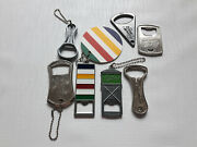 Steam Whistle Bottle Opener Lot 7 Contemporary Openers Hbc Roundhouse 2010-2017
