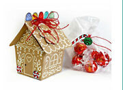 Diamond Press Gingerbread House Die And Stamp Kit - Sold Out - New