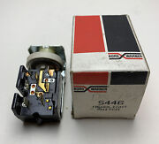 Bwd S446 Headlamp Headlight Switch - Ds-197 247941 Sw208 Hls15 New Old Stock