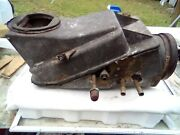 1967-68 Mustang A/c Lower Plenum Used And Repaired Parts Not Working