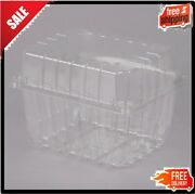 1 Qt. Vented Clamshell Produce / Berry Container - 320/case