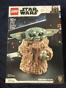 Lego Star Wars The Mandalorian The Child Building Kit7 5318 New Ready In Hand